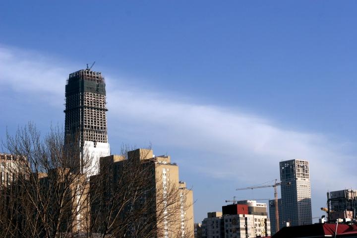Highest Building of Beijing