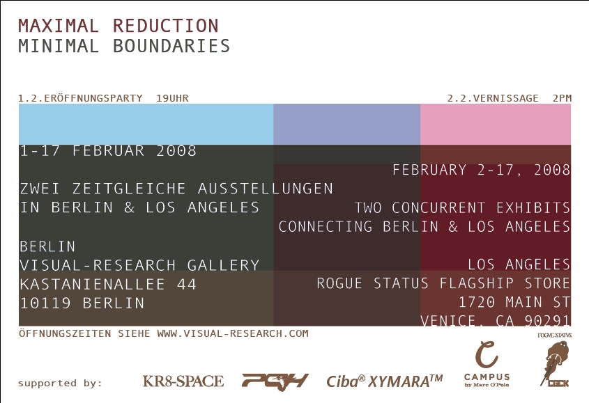 Vernissage in Berlin and Los Angeles - Photography and Exhibit of Single Speed Bikes
