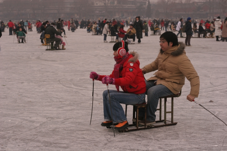 Ice Lovers of Beijing