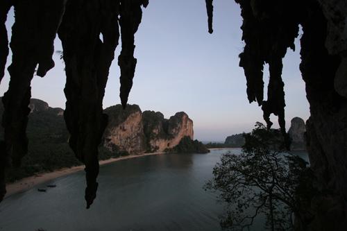 Staligtites in Krabi