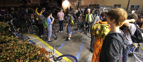 Critical Mass taking a Break