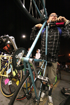 Critical Mass Break