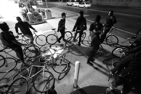 Fixed Gear Gang