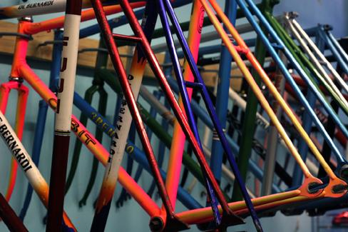 Velo Culture Bike Frames