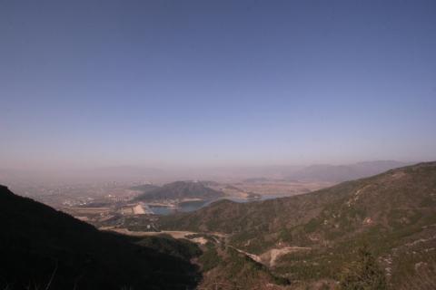 Mang Shan View