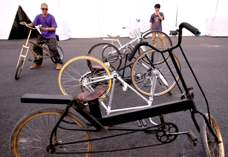 Cool Self Made Bikes