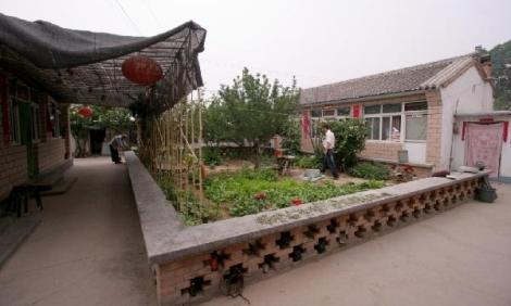 Farmer House with Hotel