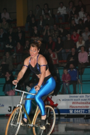 Ines Trick Bike Perfromance