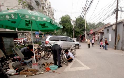 Beijing Bike Repair Stations