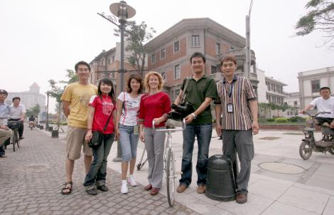 Tianjin TV Crew