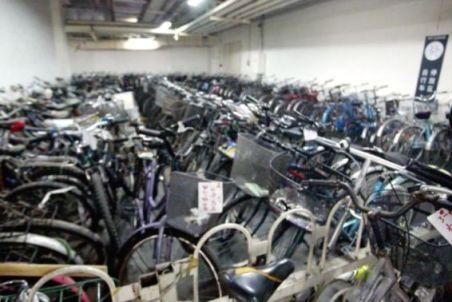 Bikes and more Bikes
