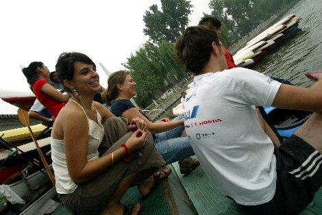Houhai Boat Rental