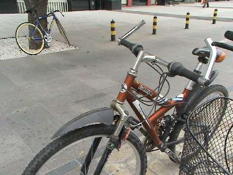 Funny Mountain Bike