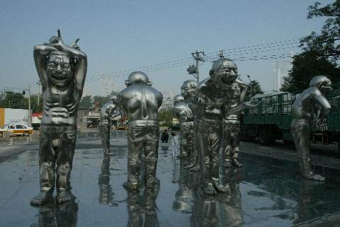 Contemporary Art Sculptures