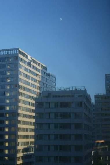 Empty Office Buildings
