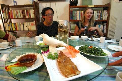 Vegetarian Beijing Duck