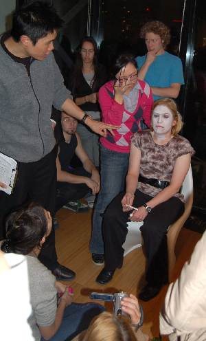 Make-up Lesson