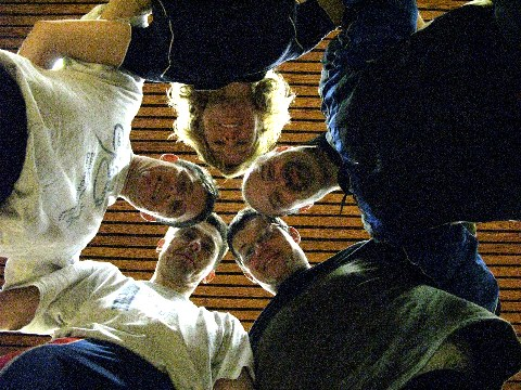 The Gymnastics Team