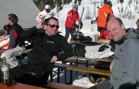 Ski Hut Rest