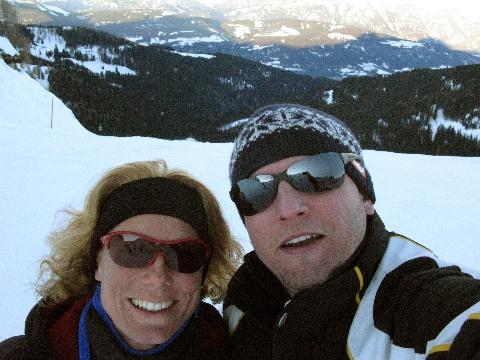 Skihaserl und Skikoenig