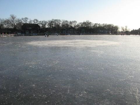 Ice Skating Circle