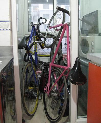 Jammed Bikes