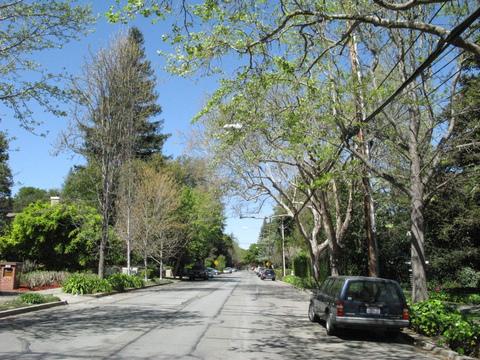 Bryant Street Bicycle Boulevard