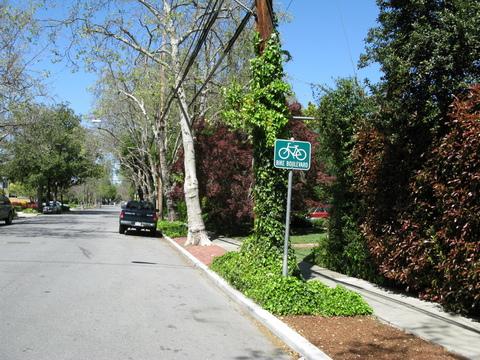 Ellen Fletcher Bicycle Boulevard