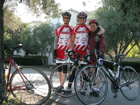 The Stanford Cyclists