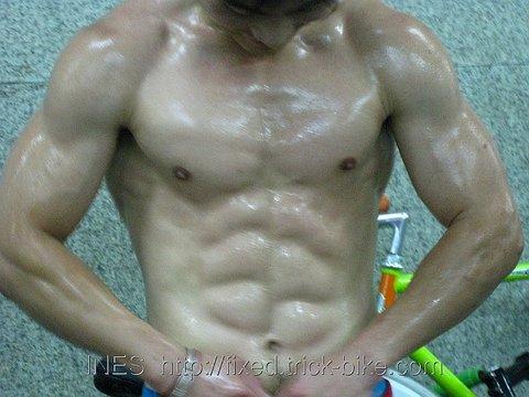 Xiao Shu's Abd Muscles