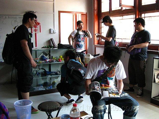 Beijing Fixie Meetup