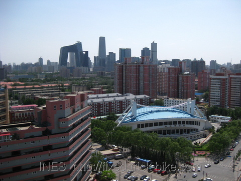 Beijing CBD District