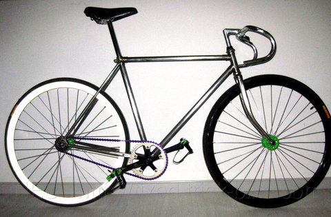 Fixed Gear Conversion Reflective Deep-Vs