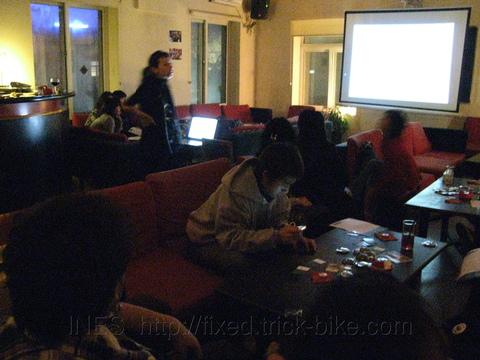 China Earth Hour in Beijing Club Obiwan