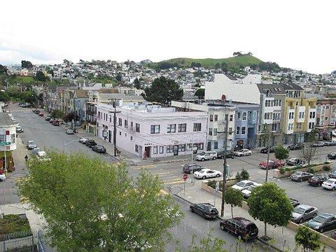 SF Car Park View