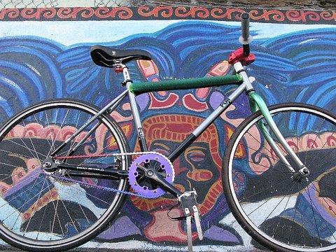 Track Bike for Ines