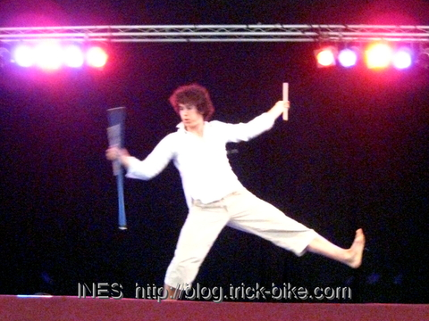 Florent Lestage Devil Stick