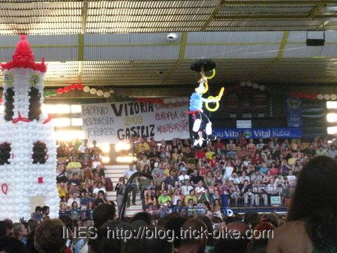 Vitoria Gasteiz Gala Show EJC 2009