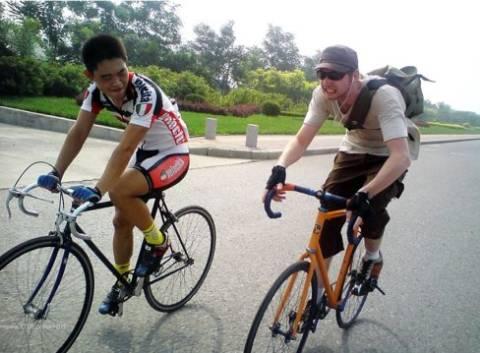 Tianjin to Beijing Bike Ride