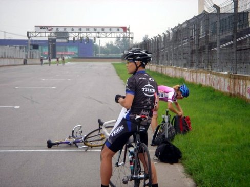 Preparing for the Bike Race