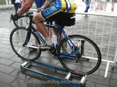 Wet Bike Roller