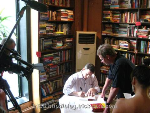 Sam Goodman Book Signing