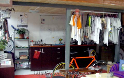 Natooke Bike Shop with Urban Cycling Accessories