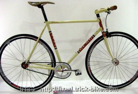 Olmo Fixed Gear Track Bike