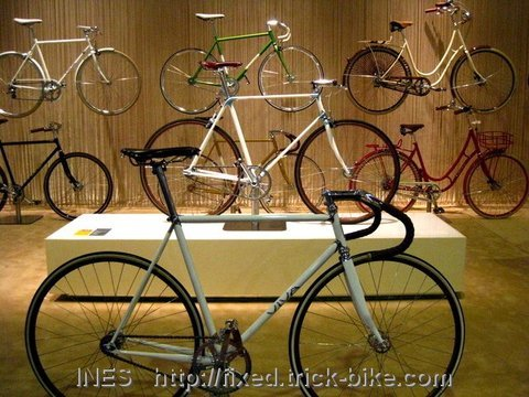 Viva Fixed Gear Track Bikes