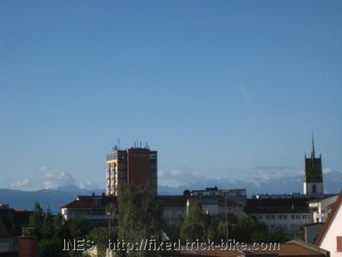 Friedrichshafen Mountain View
