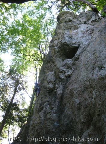 Rock Climbing in Franconian Switzerland