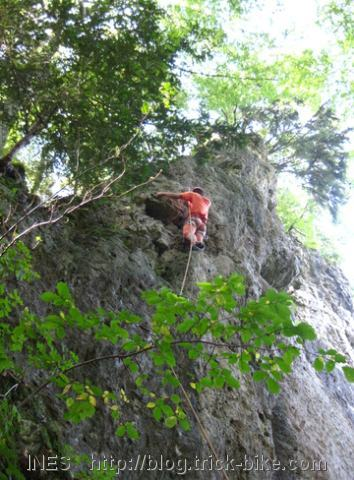 Great Limestone Cliffs for Rock Climbing