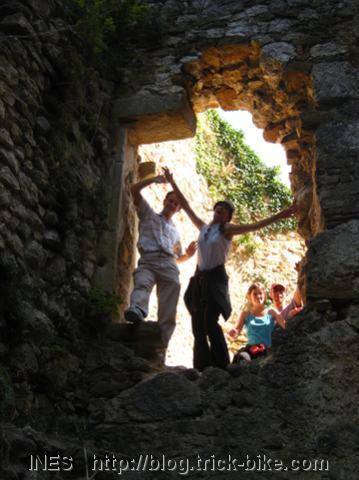 Ruins of Castle Landskron