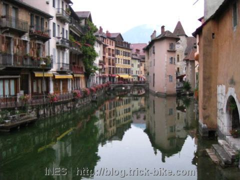 Annecy Town Center